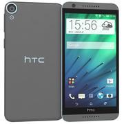 HTC Desire 820 Czarny 3d model
