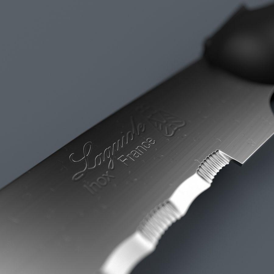 kniv royalty-free 3d model - Preview no. 5