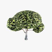 Oyunlar için Ağaç 3d model