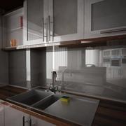 Kitchen Sponge 1 3d model