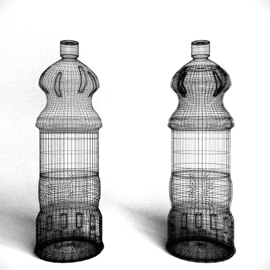Oil Bottle royalty-free 3d model - Preview no. 11