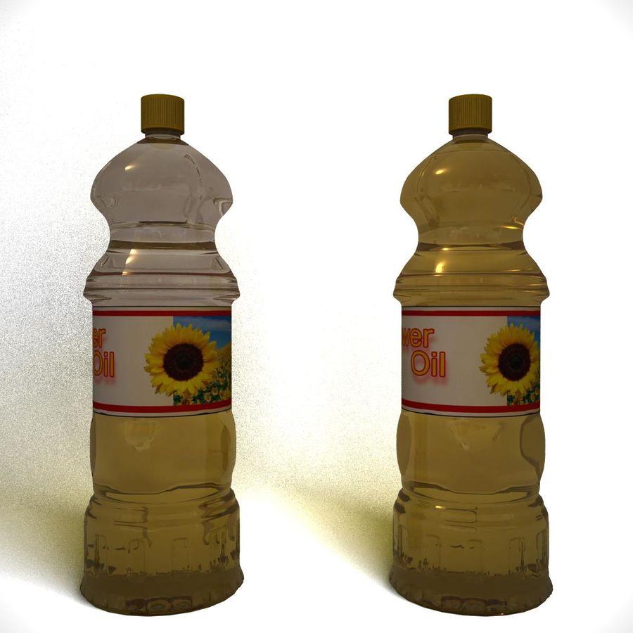 Oil Bottle royalty-free 3d model - Preview no. 1