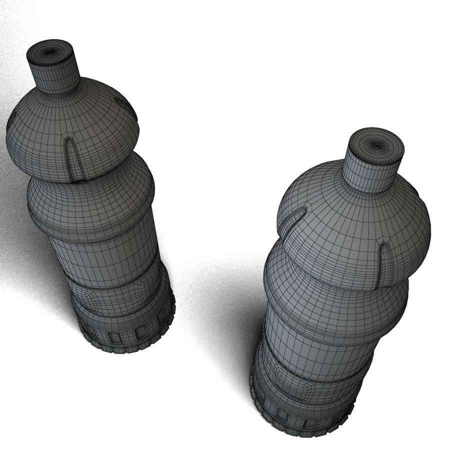 Oil Bottle royalty-free 3d model - Preview no. 9