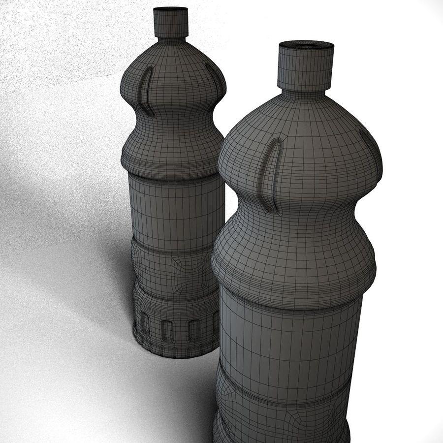 Oil Bottle royalty-free 3d model - Preview no. 10