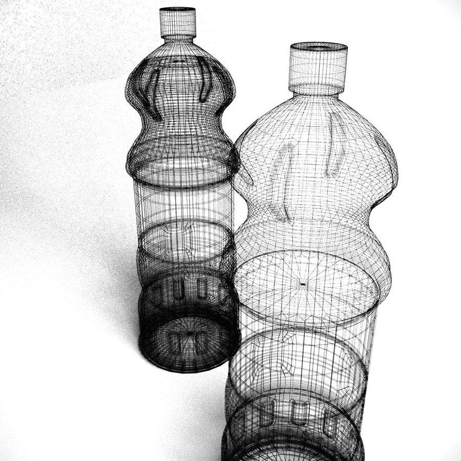 Oil Bottle royalty-free 3d model - Preview no. 15