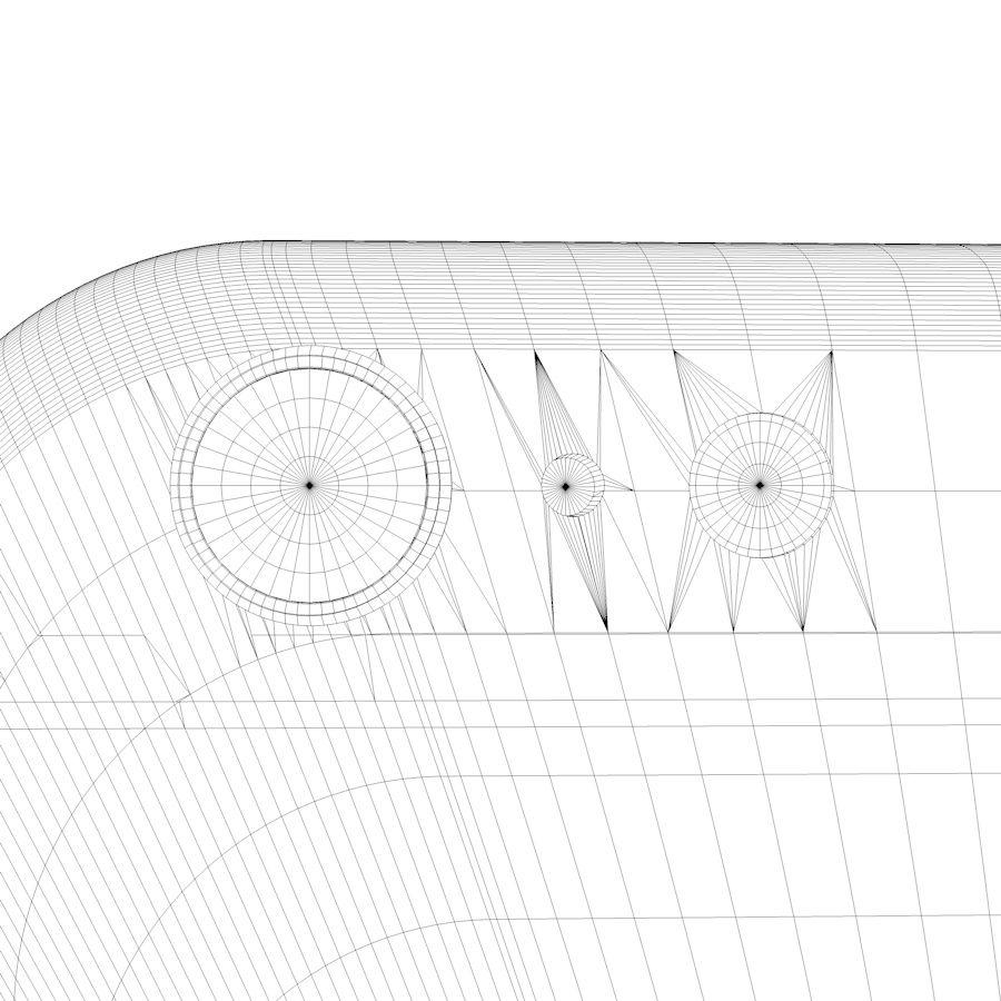 Apple iPhone 6 e 6S Espaço Cinzento royalty-free 3d model - Preview no. 2