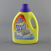 detergent bottle 3d model