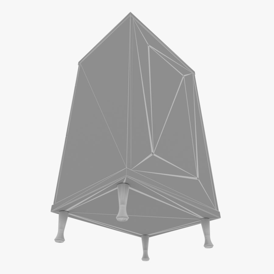 가정용 가구 11 royalty-free 3d model - Preview no. 9