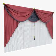 Vorhang 1 3d model