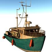 Schiff 3d model