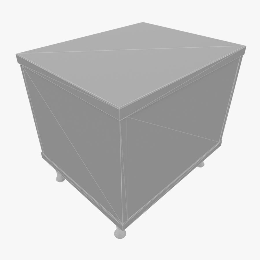 Ev Mobilyaları 04 royalty-free 3d model - Preview no. 8