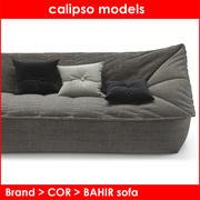 Sofá COR BAHIR 3d model