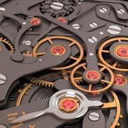 Watch Mechanism V1 3d model