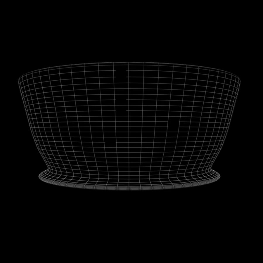 dish royalty-free 3d model - Preview no. 6