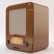 Radio_ogonek 3d model