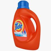 Tide Bottle 01 3d model