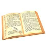 open book 1 3d model