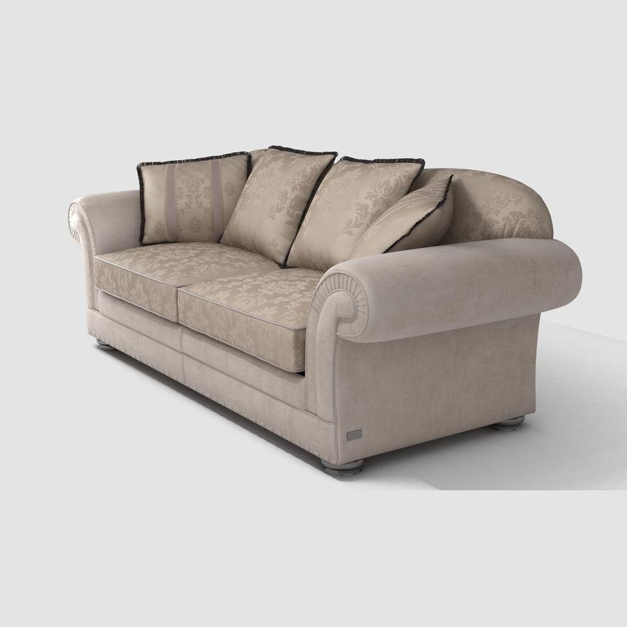 Strange Sofa Dania 3D Model 15 Max Obj Fbx Free3D Theyellowbook Wood Chair Design Ideas Theyellowbookinfo