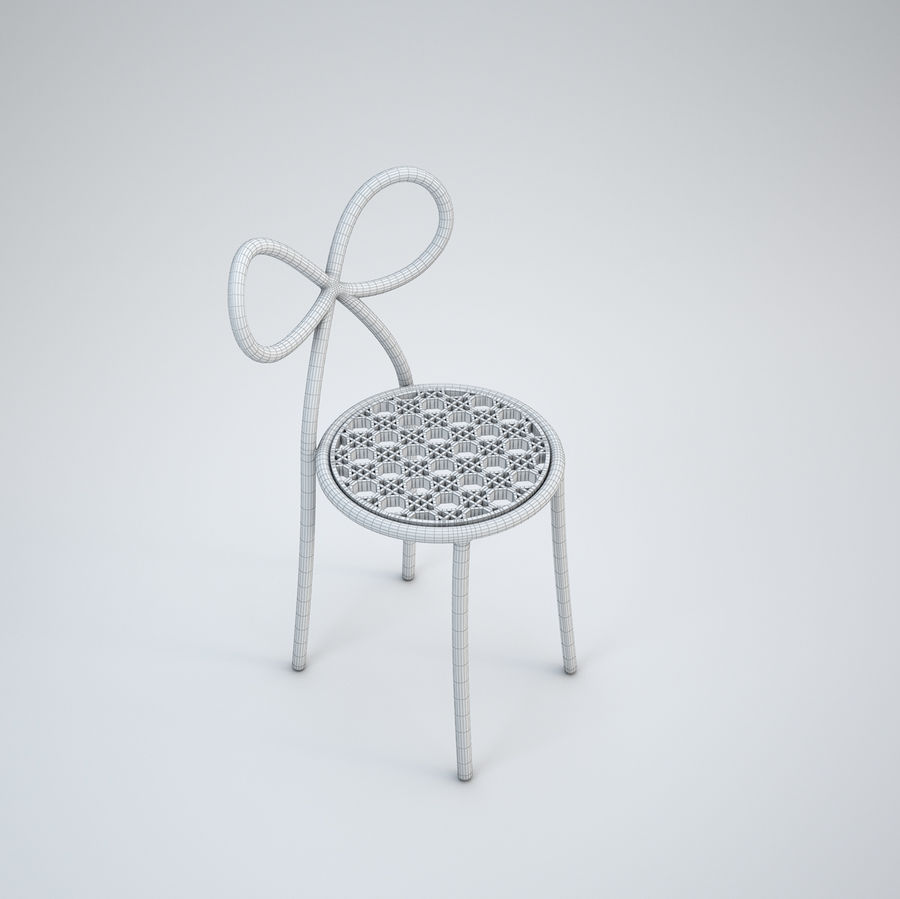 Miss Dior royalty-free 3d model - Preview no. 6