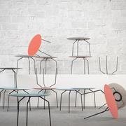 Side table Boconcept Fulda 3d model