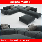 bonaldo peanut 3d model
