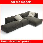 bonaldo jordnötter 3d model