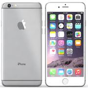Iphone 6 Silver 3d model