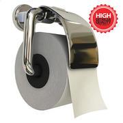 Hållare toalettpapper 3d model