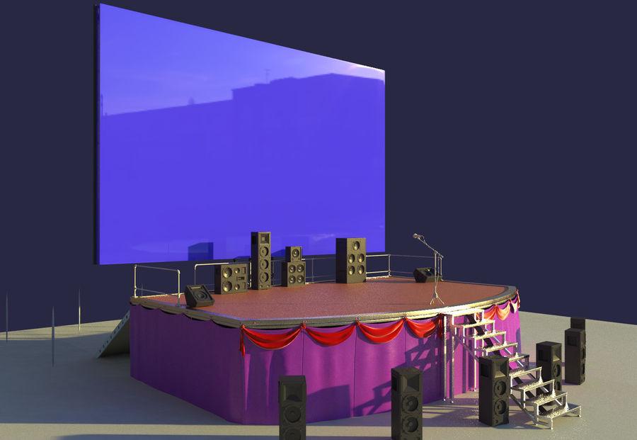 scène de scène royalty-free 3d model - Preview no. 2