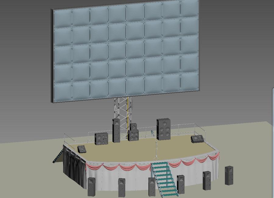 scène de scène royalty-free 3d model - Preview no. 6