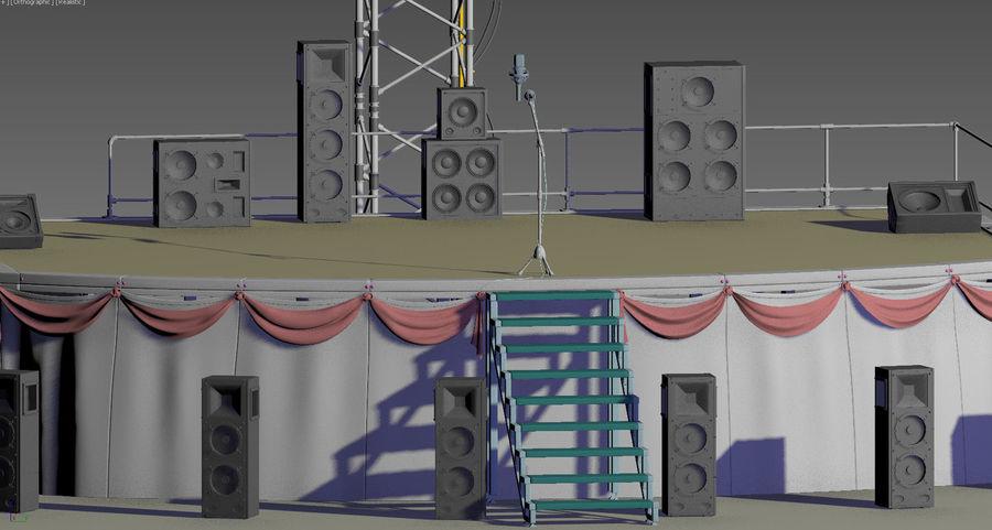 scène de scène royalty-free 3d model - Preview no. 9