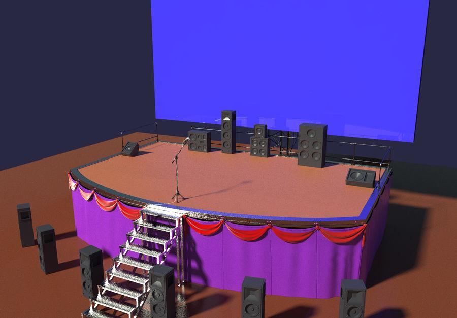 scène de scène royalty-free 3d model - Preview no. 1