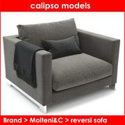 reversi bank Molteni & C 3d model
