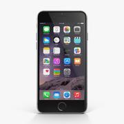 IPhone 6 gris espace 3d model