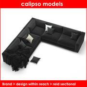 design inom räckhåll Reid sektioner 3d model