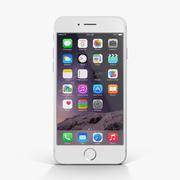 Apple iPhone 6 Gümüş 3d model