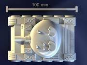 Réservoir 3d model