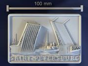 Sankt Petersburg 3d model