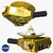 Nouvelle mission Horizons à Pluton 3d model