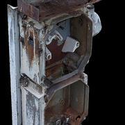 Eléctrico modelo 3d