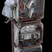 Elektrikli cihaz 3 3d model