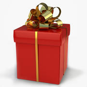 Подарочные коробки 3d model