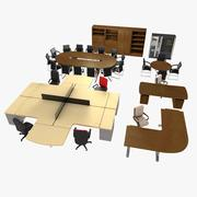 Office Paketi V1 3d model