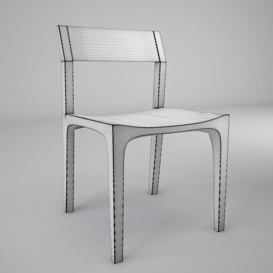 Stria Bord & Stolar royalty-free 3d model - Preview no. 10