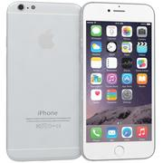 Apple iPhone 6 Prateado 3d model