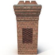 Chimney 5 3d model