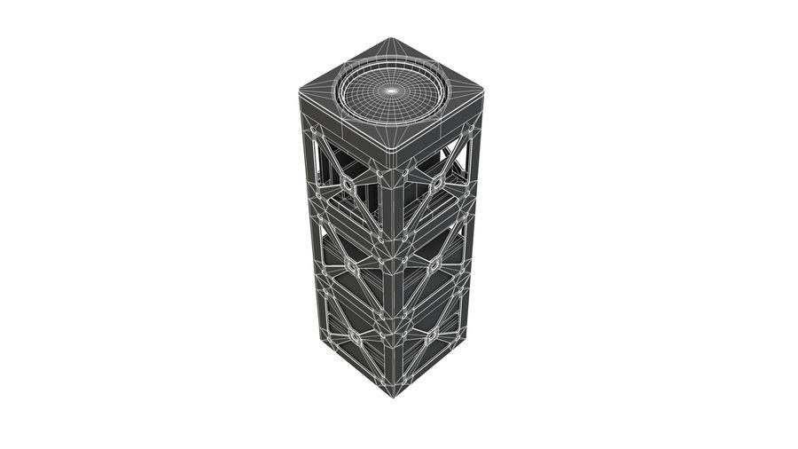 立方体卫星 royalty-free 3d model - Preview no. 12
