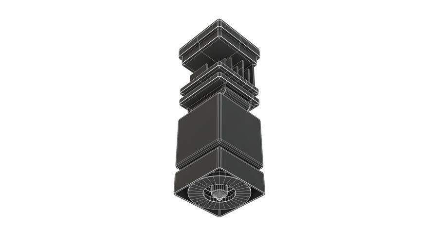 立方体卫星 royalty-free 3d model - Preview no. 13