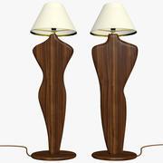 Masa lambası 3d model