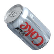 Coke Diet 3d model